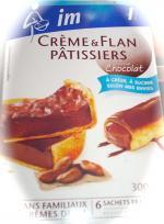 boite de crème patissière