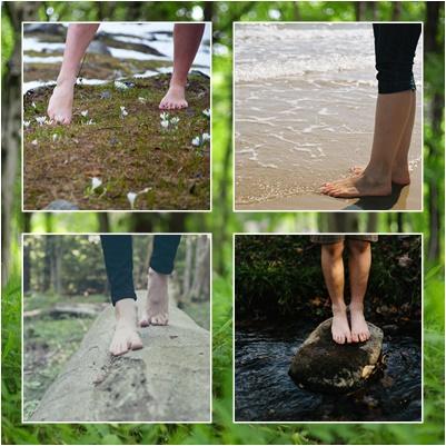 marcher nature