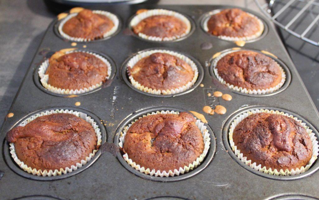 Muffins mirabelle