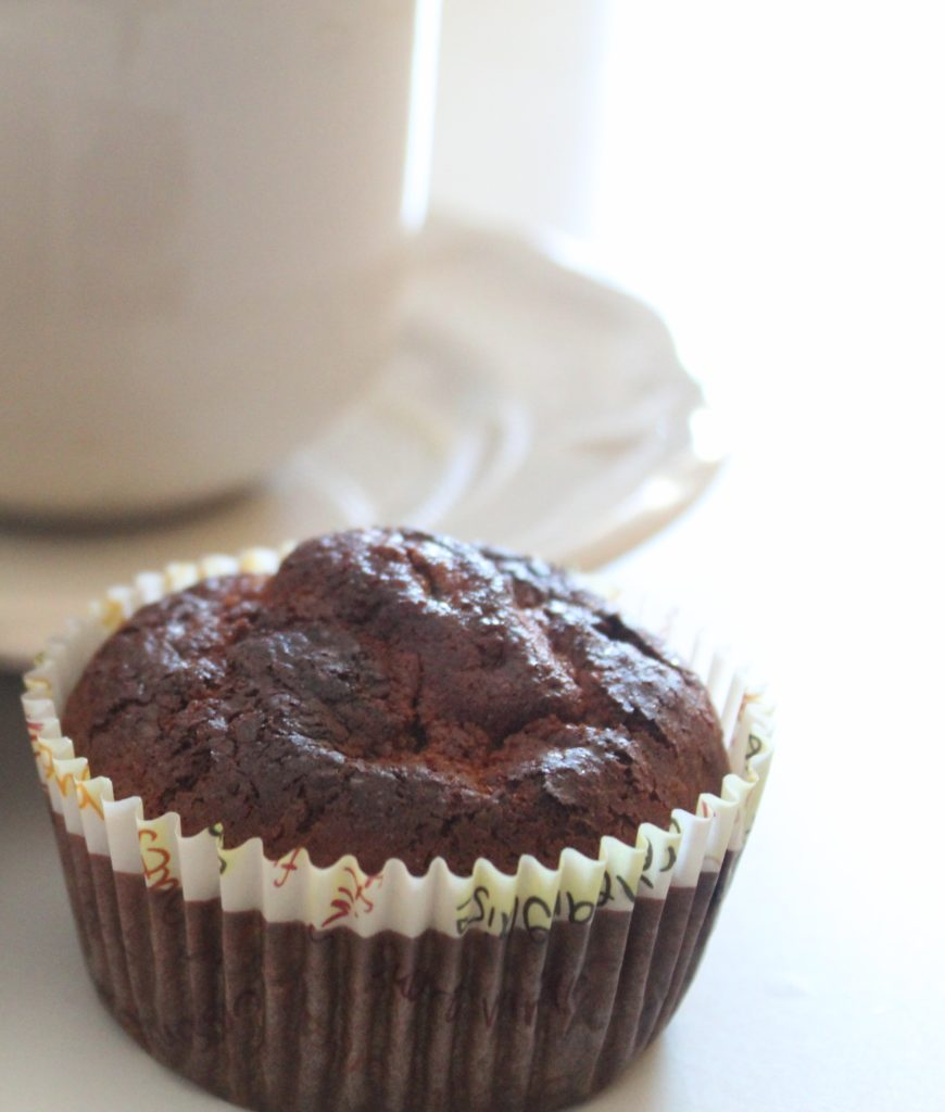 muffin mirabelle