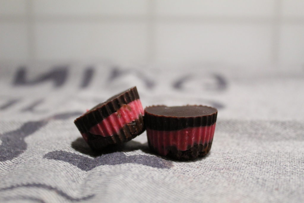 chocolat framboise