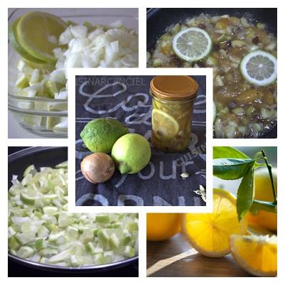 chutney citron
